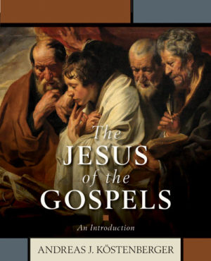 cover image of the Jesus of the Gospels