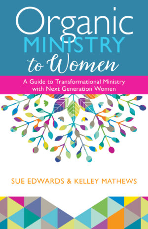 book cover for Organic Ministry to Women