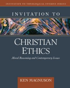 Invitation to Christian Ethics cover